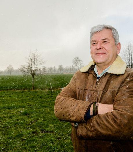 Werner de Groot trekt de kar voor CDA De Bilt: 'Zolang ik er zit, komen er geen windmolens in Maartensdijk'