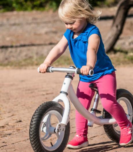 Dit fietsconcept groeit mee met je kinderen