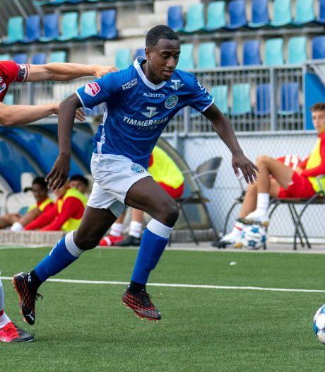 FC Den Bosch-middenvelder Kevin Felida opgeroepen voor nationaal team van Curaçao