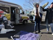 Speciale sheltersuits uitgedeeld voor de meest kwetsbare dak- en thuislozen in Breda