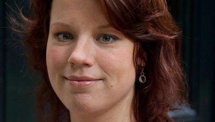 Groen-Links Kamerlid Linda Voortman