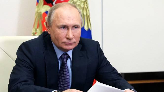 """Washington geeft extra militaire steun aan Oekraïne, Putin: """"Betrekkingen met VS op dieptepunt"""""""