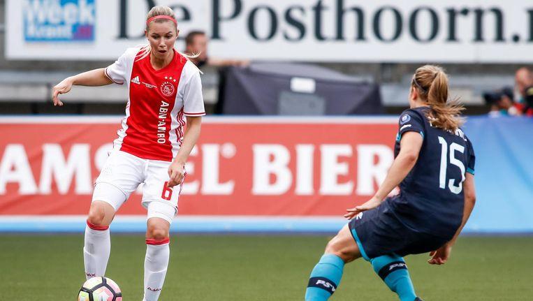 Anouk Hoogendijk in de bekerfinale Beeld proshots