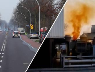 Brandweer geeft sein meester bij Thales: geen gevaar meer voor omgeving