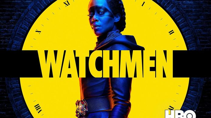 La série Watchmen de HBO.