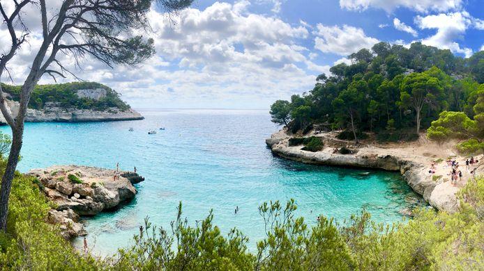 Het buggy-eiland Menorca