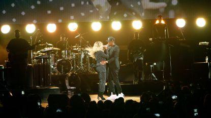Beyoncé en Jay-Z op benefietconcert ter ere van Mandela