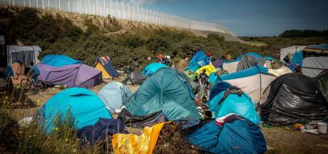 'Oversteek vluchtelingen van Calais naar Nederland'