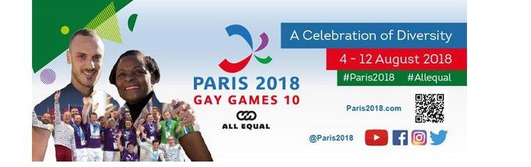 Gay Games. Beeld