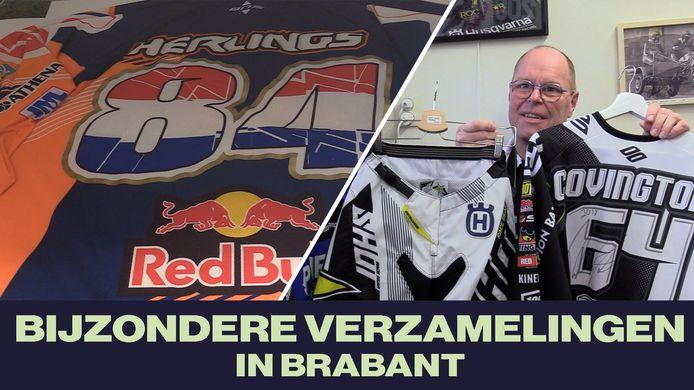 Motorcross verzamelaar Kees-Jan Teurlincx