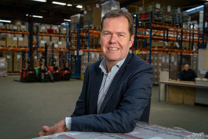 Marcel Hielkema, bestuurder-directeur van Scalabor.