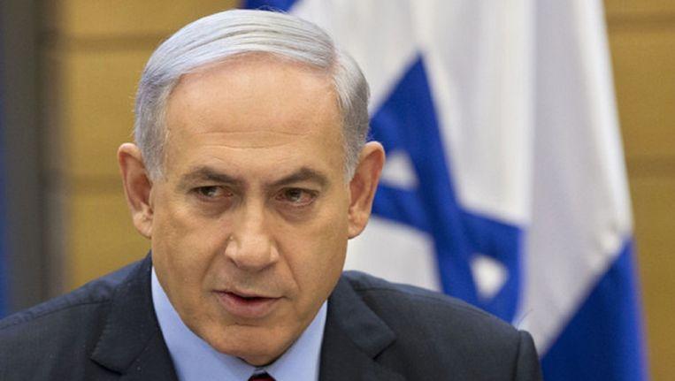 Recent riep de Israëlische premier Benjamin Netanyahu de Europese Joden op om naar Israël te emigreren. Beeld AP