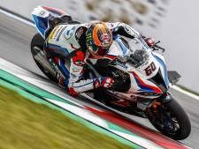 Van der Mark zesde in WK Superbike Portugal