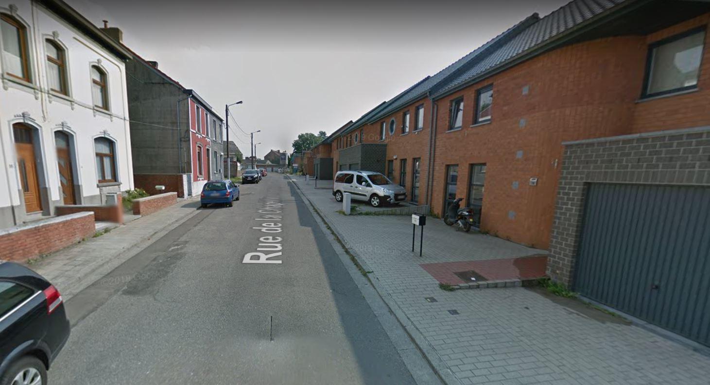La rue de la Chapelle à Roux (Charleroi) va devenir la rue du Wilbeauroux.