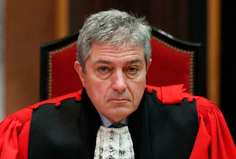 Federaal procureur Bernard Michel. Beeld Photo News