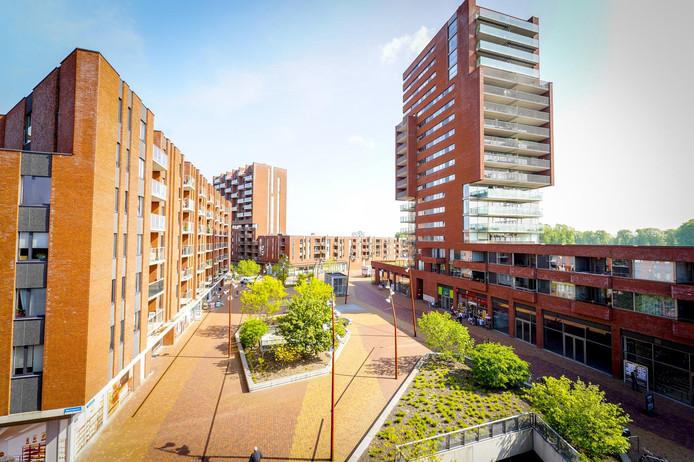 Het winkelcentrum van Meerhoven in Eindhoven heet voortaan Terminal M. Ook voor het centrale plein is een herinrichtingsplan in de maak.
