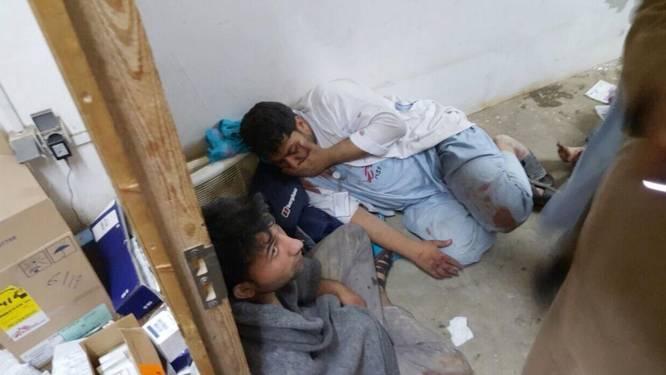 Excuses voor bombarderen ziekenhuis AzG in Kunduz