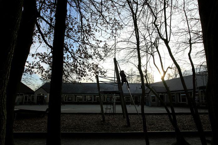 De School met de Bijbel in De Valk.