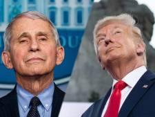 """Le Dr Fauci se sent soulagé: """"Contredire Donald Trump n'était pas sans conséquence"""""""