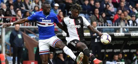 Allegri sluit vijf jaar bij Juventus af met nederlaag bij Sampdoria
