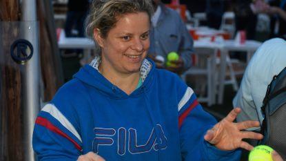 """Onze tenniswatcher vraagt zich af waar Clijsters weer in actie komt: """"Waar ze opnieuw opduikt, zal niet alleen van haar afhangen, maar van het coronavirus"""""""