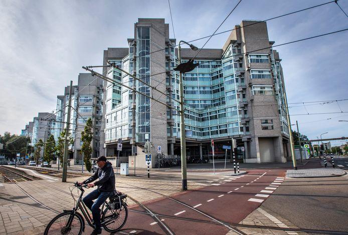 Voormalige ministerie van Sociale Zaken. ( Den Haag 21-09-21) Foto:Frank Jansen
