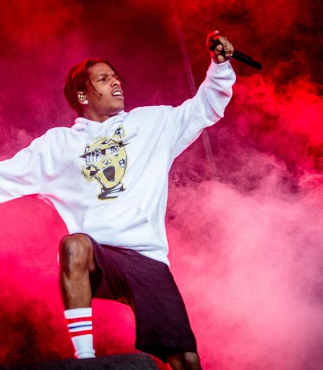 A$AP Rocky wil asielzoekers in Zweden helpen