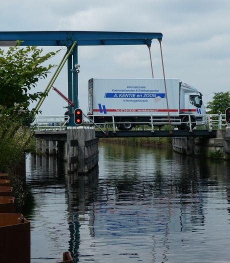 Geen zwaar vrachtverkeer meer op Dungense brug