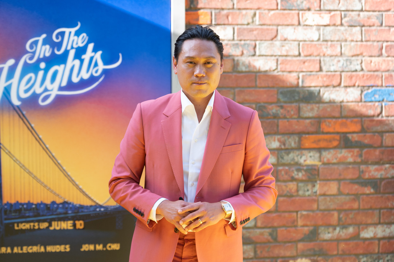 Jon M. Chu, regisseur van 'In the Heights'. Beeld Getty Images