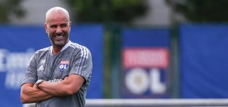 Bosz met Olympique Lyon in de aanval op PSG: 'Heb de groep verteld dat ik een hekel heb aan laffe spelers'
