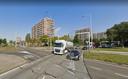 De kruising Kennedylaan-Ring in Eindhoven wordt nu 'bekeken' door vijf slimme camera's.