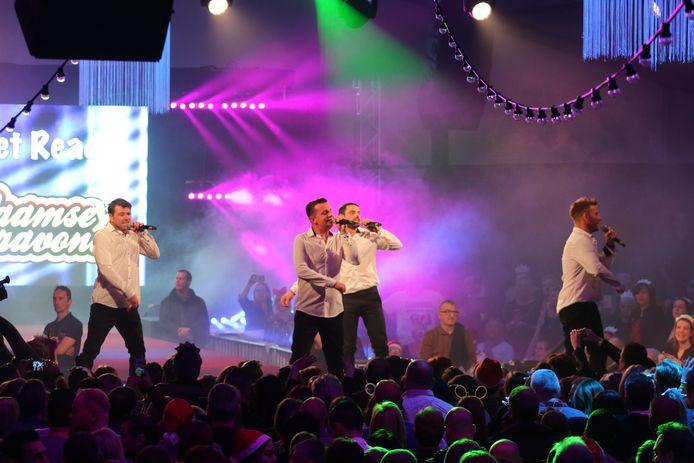 Zeventiende editie Baalse Schlagerfestival; Get Ready bracht veel sfeer