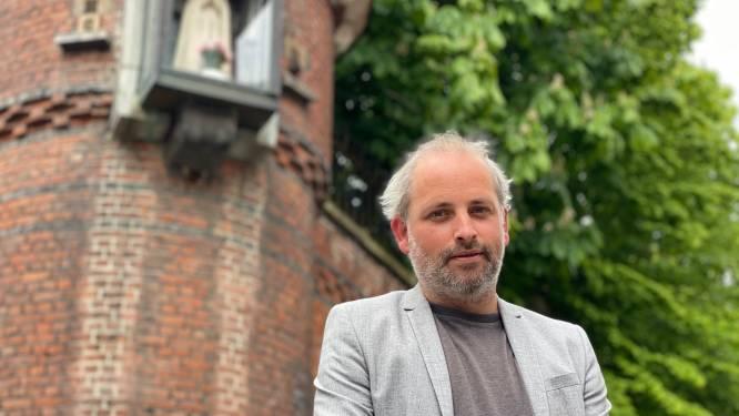 """Gentse cafébaas restaureert vervallen kapel: """"Ik wilde nog op bedevaart gaan naar Fatima, maar nu is mijn schuld vereffend"""""""