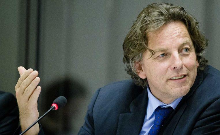 Minister Koenders van Buitenlandse zaken. Beeld anp