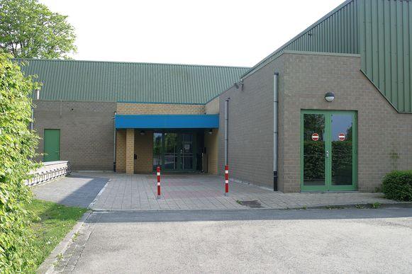 Sporthal van Bouwel