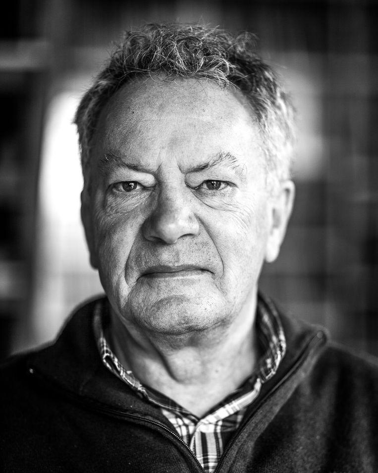 Dichter, schrijver en docent Remco Ekkers. Beeld Harry Cock / de Volkskrant