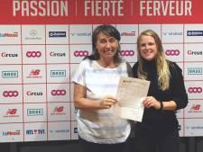 Essche Merel Bormans knokt zich terug na twee zware blessures en verdient droomtransfer naar Standard Luik