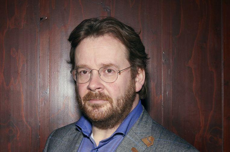John Reid, de Rijdende Rechter. Beeld Daniel Cohen