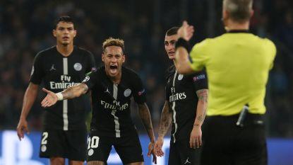 """Neymar & PSG woest op ref Kuipers: """"Hij riep dingen die niet door de beugel konden. Het was respectloos"""""""