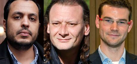 De drie genomineerden voor Rotterdams politicus 2015