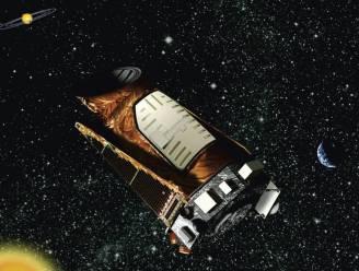 Kepler-telescoop is kapot