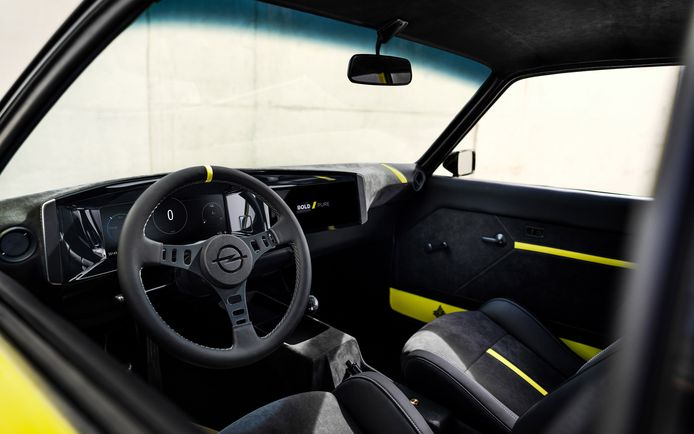 Opel Manta GSe ElektroMOD.