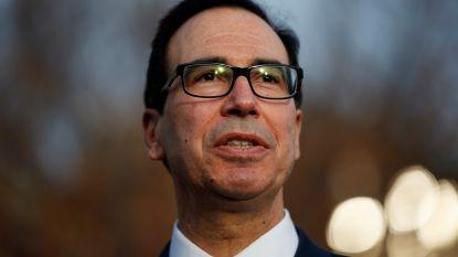 VS-minister van Financiën belt met topbankiers in de hoop financiële markten te kalmeren