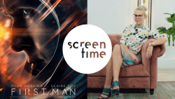 Deze week in 'Screentime': Neil Armstrong gaat van de maan naar het grote scherm
