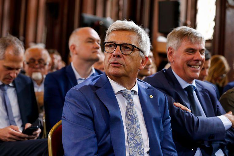Kris Van Dijck. Beeld BELGA