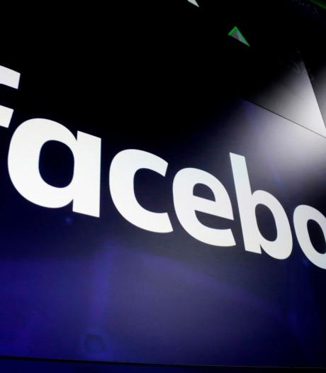 """Facebook présente des excuses après des accusations de """"racisme"""" de la part d'employés"""
