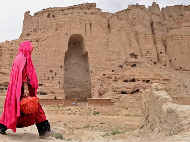 Taliban beginnen weer monumenten te slopen