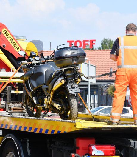 Motorrijder gewond bij ongeluk in Oosterland