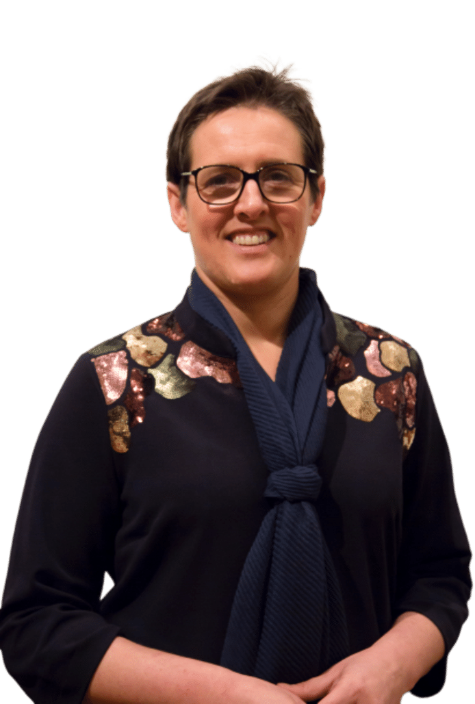 Herentals' Burgemeester Mien Van Olmen (CD&V)