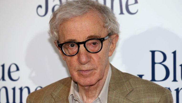 Woody Allen Beeld afp